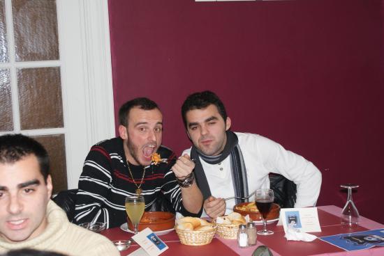 Repas de Noël 2010