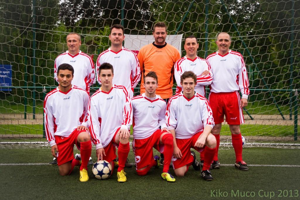 Equipes Kiko Muco Cup 2013